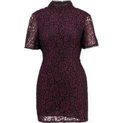 Sukienki: Fashion Union Petite CHARLESTON Sukienka koktajlowa burgundy