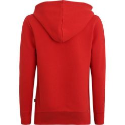Napapijri BIDO  Bluza rozpinana bright red. Szare bluzy dziewczęce rozpinane marki Napapijri, l, z materiału, z kapturem. Za 359,00 zł.