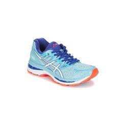 Buty do biegania Asics  GEL-NIMBUS 20. Niebieskie buty do biegania damskie marki Asics. Za 552,30 zł.