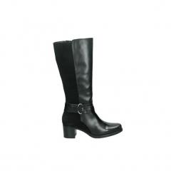 Kozaki Serenity  2540. Czarne buty zimowe damskie marki Serenity. Za 505,46 zł.