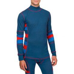 Odzież termoaktywna męska: Woox Funkcyjna Koszulka Termoaktywna Bodyheat Men´s Long Sleeve Dark niebieska r. L