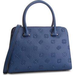 Torebka WITTCHEN - 87-4E-423-7  Granatowy. Niebieskie torebki klasyczne damskie marki Wittchen, ze skóry. W wyprzedaży za 459,00 zł.