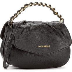 Torebka COCCINELLE - BC0 Julie E1 BC0 55 01 01 Noir 001. Czarne torebki klasyczne damskie marki Coccinelle. W wyprzedaży za 1079,00 zł.