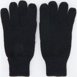 Rękawiczki - Czarny. Czarne rękawiczki damskie Reserved. Za 29,99 zł.
