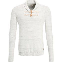 Swetry klasyczne męskie: Teddy Smith PAVEN Sweter beige chine