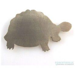 Broszki damskie: broszka żółw