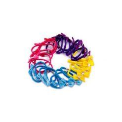 Donegal DONEGAL GUMKA Glory 6cm mix kolorów 1op.-24szt  (FA-5494) - 275494-FA. Szare ozdoby do włosów marki Donegal. Za 6,66 zł.
