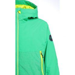 Quiksilver SIERRA YOUTH Kurtka snowboardowa kelly green. Niebieskie kurtki chłopięce sportowe marki Quiksilver, l, narciarskie. W wyprzedaży za 439,20 zł.