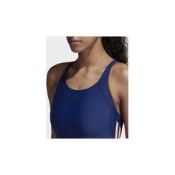 Stroje jednoczęściowe: kostium kąpielowy jednoczęściowy adidas  Strój do pływania adidas essence core 3 stripes