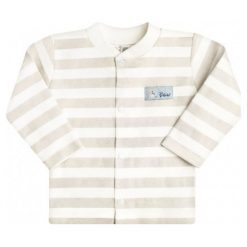 Odzież chłopięca: Nini Sweterek Chłopięcy 56 Beżowy