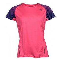 Puma Koszulka Sportowa Ignite S S Tee W Fluo Flash Pink S. Bluzki sportowe damskie Puma, s, z materiału. W wyprzedaży za 107,00 zł.
