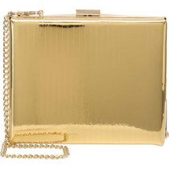 Kopertówki damskie: MAX&Co. ABBAZIA Kopertówka gold