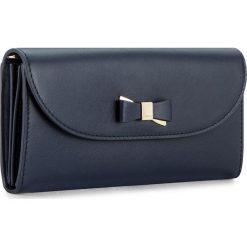 Duży Portfel Damski FURLA - Asia 903470 P PT15 100 Navy. Niebieskie portfele damskie marki Furla, ze skóry. W wyprzedaży za 449,00 zł.