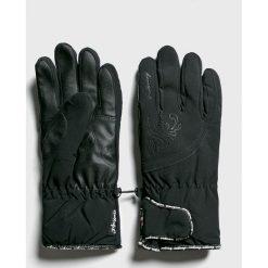 Viking - Rękawiczki. Czerwone rękawiczki damskie marki Viking, z elastanu. Za 139,90 zł.