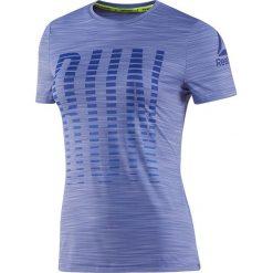 Koszulka do biegania damska REEBOK ACTIVCHILL TEE / CF2251. Niebieskie bralety Reebok. Za 119,00 zł.
