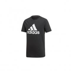 T-shirty z krótkim rękawem Dziecko  adidas  Must Haves Koszulka Badge of Sport. Czarne t-shirty chłopięce z krótkim rękawem Adidas. Za 69,95 zł.