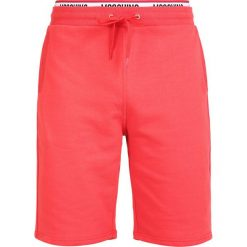 Spodnie męskie: Moschino Underwear SHORT JOGGERS Spodnie od piżamy rosso