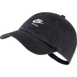 Czapka Nike Wmns NSW Heritake SNL (925421-010). Czarne czapki z daszkiem damskie Nike. Za 69,99 zł.