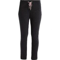 Bryczesy damskie: Juvia Spodnie treningowe anthracit melange