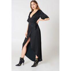 Długie sukienki: Moves Sukienka Ilene - Black