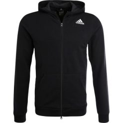 Bluzy męskie: adidas Performance CROSS UP Bluza rozpinana black