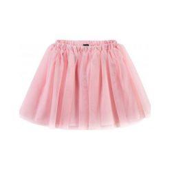 Spódniczki dziewczęce z falbankami: Spódniczka tiulowa na podszewce dla dziewczynki 9-13 lat