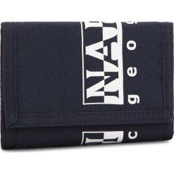 Duży Portfel Męski NAPAPIJRI - Happy Wallet N0YI0K Blu Marine 176. Niebieskie portfele męskie marki Napapijri, z materiału. Za 89,00 zł.