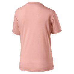 KOSZULKA PUMA CLASSIC 575067 31. Różowe bluzki damskie marki Puma. Za 95,00 zł.