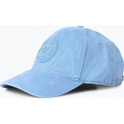 Marc O'Polo - Męska czapka z daszkiem, niebieski. Niebieskie czapki męskie Marc O'Polo, vintage. Za 129,95 zł.
