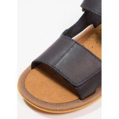 Camper BICHO Sandały dark blue. Niebieskie sandały chłopięce Camper, z materiału. Za 289,00 zł.