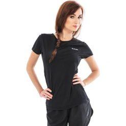 Hi-tec Koszulka damska Doren Black r. M. Czarne t-shirty damskie Hi-tec, m. Za 34,37 zł.