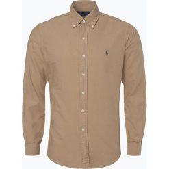 Polo Ralph Lauren - Koszula męska – Slim Fit, zielony. Zielone koszule męskie na spinki Polo Ralph Lauren, l, polo. Za 499,95 zł.