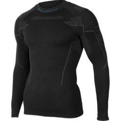 Brubeck Koszulka męska Thermo czarna r. M (LS13040). Czarne koszulki sportowe męskie marki Brubeck, m. Za 134,99 zł.