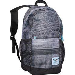 """Plecak """"Crystal New"""" w kolorze czarno-szarym - 30 x 47 x 15 cm. Czarne plecaki męskie Chiemsee Bags, w paski. W wyprzedaży za 87,95 zł."""