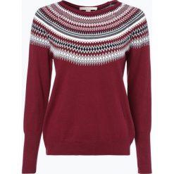 Swetry klasyczne damskie: Esprit Casual - Sweter damski, czerwony