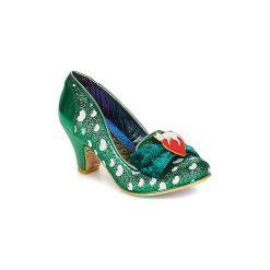 Czółenka Irregular Choice  DREAM LOVER. Zielone buty ślubne damskie Irregular Choice. Za 449,00 zł.