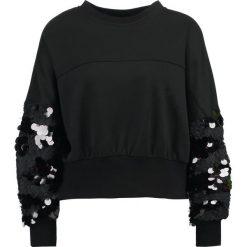 Bluzy rozpinane damskie: Navy London TERRI Bluza black