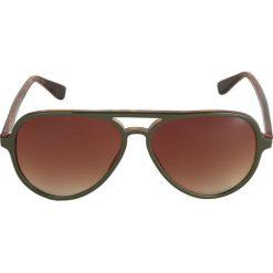 Okulary przeciwsłoneczne męskie aviatory: Peralston Okulary przeciwsłoneczne olive