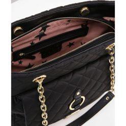 LIU JO ORIZZONTALE TULIPANO Torba na zakupy nero. Czarne torebki klasyczne damskie Liu Jo. W wyprzedaży za 401,40 zł.