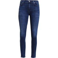 Citizens of Humanity ROCKET Jeans Skinny Fit waverly. Niebieskie rurki damskie Citizens of Humanity. W wyprzedaży za 827,40 zł.