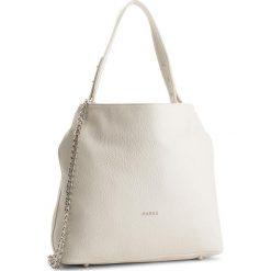 Torebka CARRA - EC556/6 Beż. Brązowe torebki klasyczne damskie marki Carra, ze skóry, duże. W wyprzedaży za 399,00 zł.