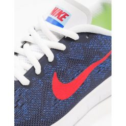 Nike Performance FREE RUN 2 Obuwie do biegania neutralne obsidian/university red/racer blue/photo blue - 2