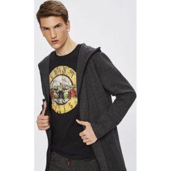 Medicine - Bluza Desert Grunge. Czarne bluzy męskie rozpinane marki MEDICINE, l, z bawełny, z kapturem. W wyprzedaży za 99,90 zł.