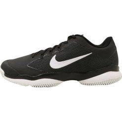Nike Performance AIR ZOOM ULTRA Obuwie do tenisa Outdoor black/white/anthracite. Czarne buty sportowe męskie Nike Performance, z materiału, na golfa. W wyprzedaży za 377,10 zł.
