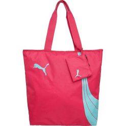 Torby podróżne: Puma Torebka Fundamentals Shopper różowa (073192 02)