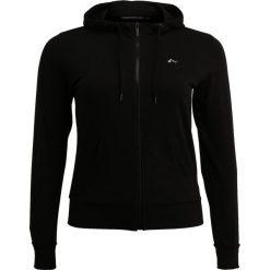 Bluzy rozpinane damskie: Only Play ONPLINA CURVY Bluza rozpinana black