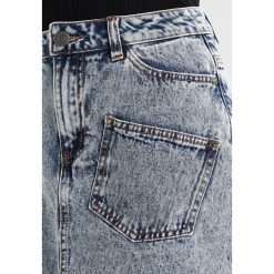 Minispódniczki: Noisy May NMSOPHIA SHORT SKIRT Spódnica jeansowa light blue denim