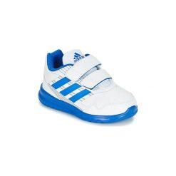 Buty Dziecko adidas  ALTARUN CF I. Białe trampki chłopięce Adidas. Za 103,20 zł.