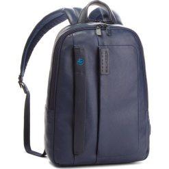 Plecak PIQUADRO - CA3869P15 Blu 3. Niebieskie plecaki męskie Piquadro, z materiału. W wyprzedaży za 809,00 zł.