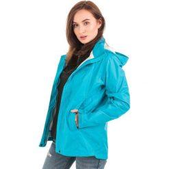 Kurtki damskie softshell: Marmot Kurtka damska Wm's Precip Jacket oceanic r. XL (46200-2186-6)